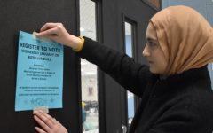 Feminist Club organizes voter registration drive