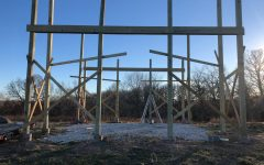 The ReCAP: History teacher Brent Wildhaber builds a barn