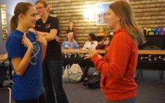 Behind the scenes: ASL Club