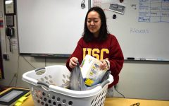 Pathfinder editorial board holds period product drive to destigmatize periods and help end period poverty