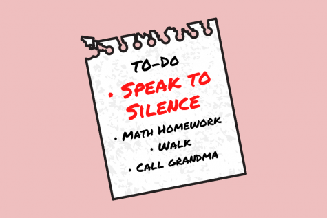 Speak to Silence: Quarantine and loss of routine