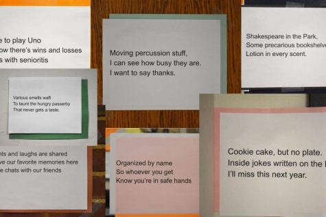 QUIZ: Which places in the school correspond with these haikus?