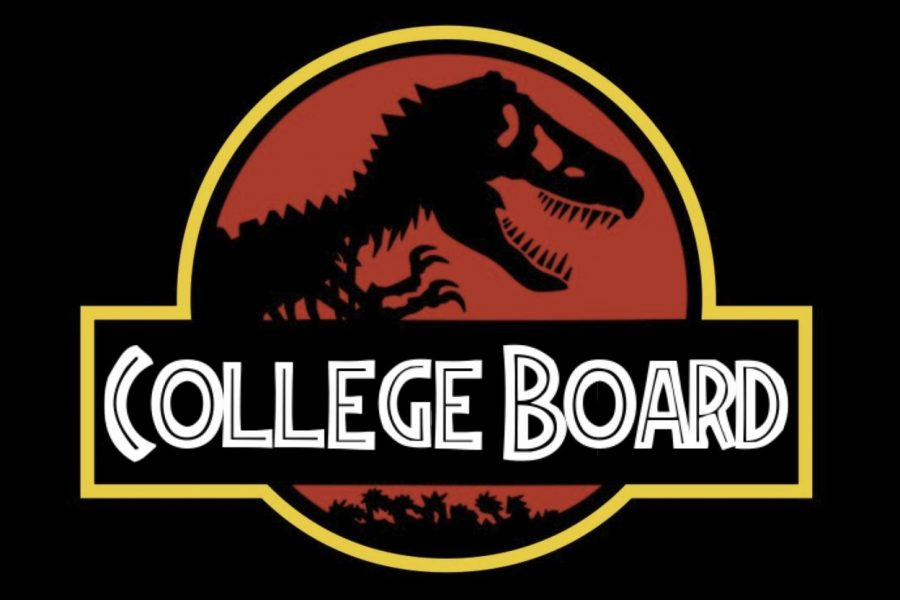 "A parody of the ""Jurassic Park"" logo, created using Font Meme."