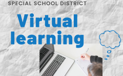 Online learning has been a significant transition for students and staff in the Special School District (SSD).