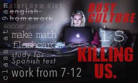 Busy culture is killing us