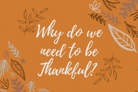 The importance of being thankful during COVID-19