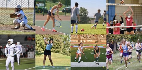 Fall sports teams persevere in the face of canceled practices, games and entire seasons as the season comes to a conclusion.