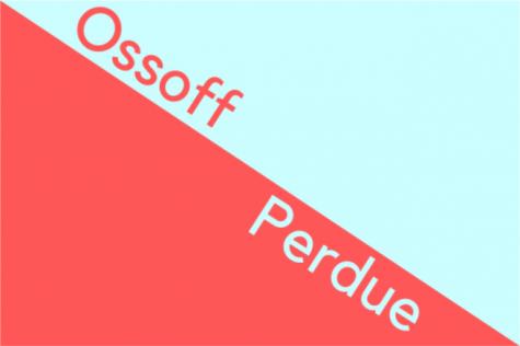 Jon Ossoff (winner) vs. David Perdue
