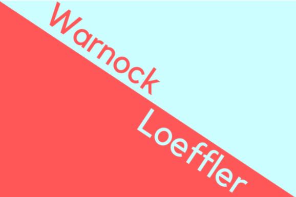 Raphael Warnock (winner) vs. Kelly Loeffler