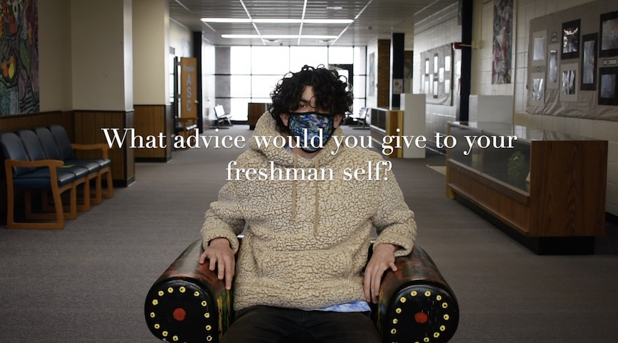 One month away from graduation, seniors answer the question