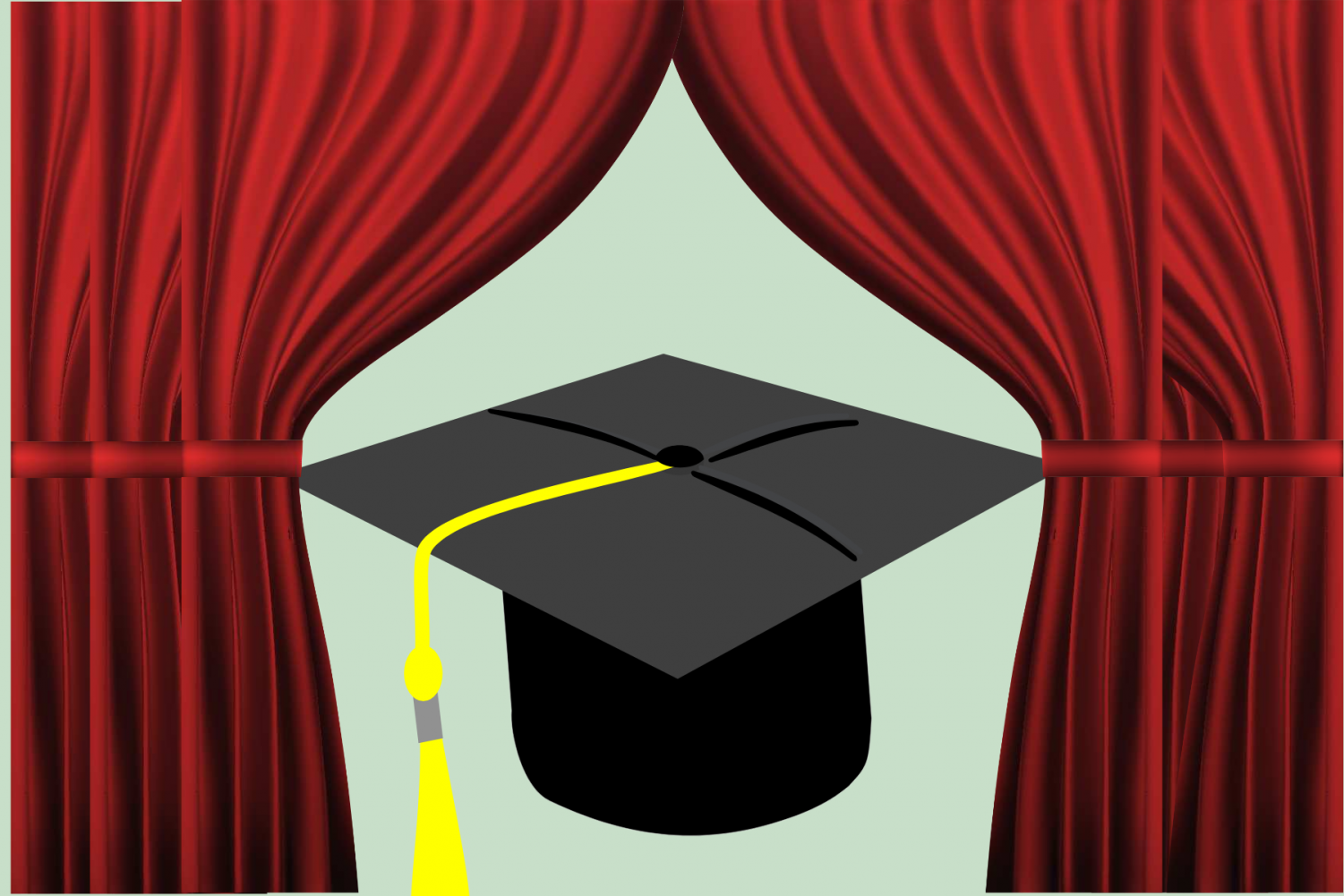 Aspiring actors and performers spend their senior year auditioning for countless collegiate training programs.