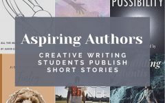 As part of Creative Writing, students publish short stories.