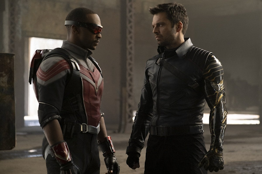 The Red Room Review: The Falcon and the Winter Soldier