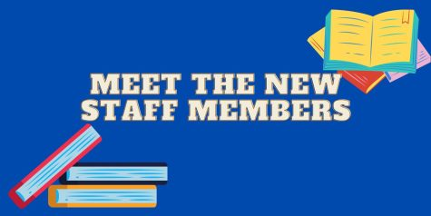 Scroll through to meet some of our newest staff.