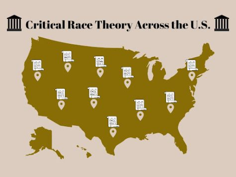 Across America, states are aiming to ban critical race theory from being taught in schools.