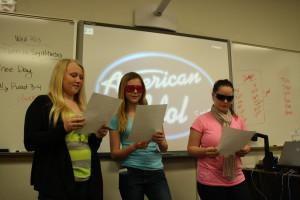 American Idol: mocking hits edition