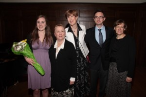Senior receives opera scholarship
