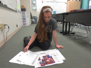 2012-2013 yearbook wins national recognition