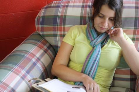 Student Spotlight: Agota Csiki-Fejer