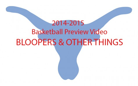 2014-2015 Basketball preview video Bloopers and other things