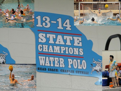 Water Polo: Repeat