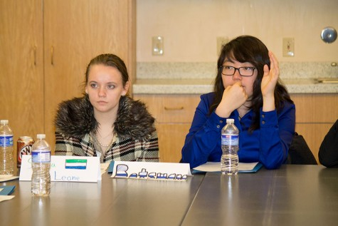 Model United Nations tackles St. Louis conference