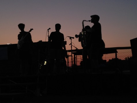 Cosmic Latté? Senior CJ Schrieber talks about the Jazz Band