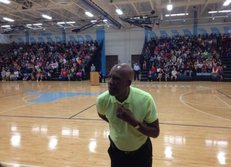 Students' thoughts on the Terrence Roberts assembly