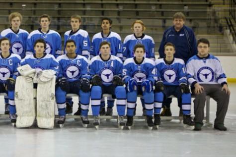 Junior Tyler Hannegan becomes first hockey team manager