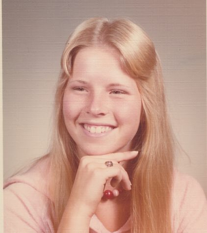 Throwback Thursday: Betsy Niswonger, class of 2017 secretary