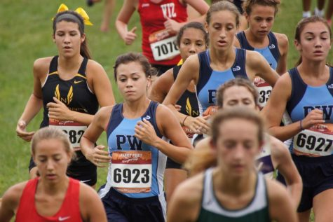 Girls cross country recovers from iron deficiencies to start season strong