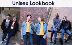 Unisex lookbook