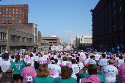 Racing for a Cure