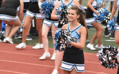 Cheer trims down program with incoming freshmen