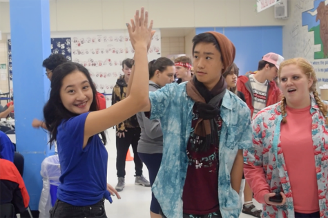Video: Social Experiment #1 – High fives or high expectations?
