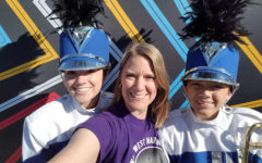 From a marching band member to a band parent
