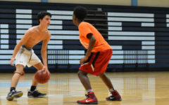 Kyle Geraghty shares his passion for basketball
