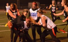 Powder puff turns to turmoil