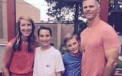 Getting to know junior Principal Corey Sink