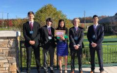Virtual Enterprise students launch Global Goodies corporation