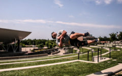 Joe Roseman shares his passion for parkour