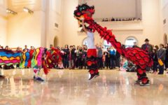 Students celebrate Chinese New Year