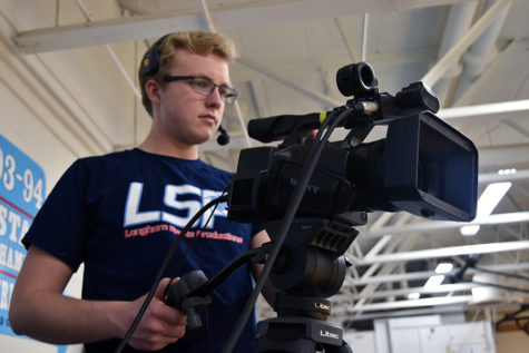 Longhorns Sports Production takes their skills to the next level