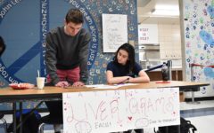 District-wide food policy dampens Valentine's tradition