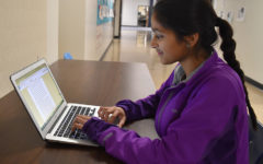 Sophomore Anjali Shah follows her passion for STEM through research projects