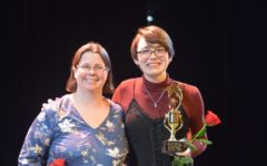 Senior Ann Truka advances in Poetry Out Loud competition