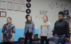 Jazz Choir performs at New York Voices Festival